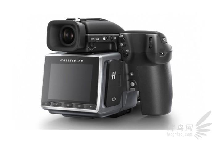 哈苏H6D-100C搭载一亿像素传感器