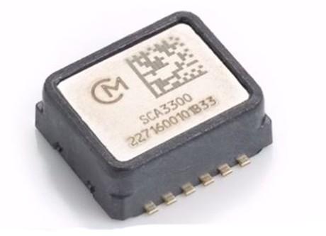 村田新推三轴MEMS加速度传感器