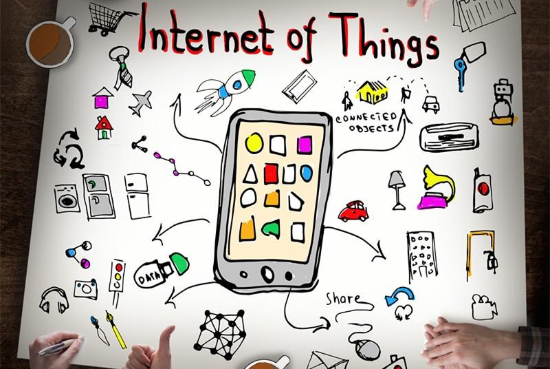 物联网技术的起源及应用发展趋势