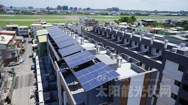 台湾,太阳能