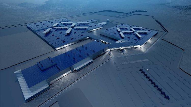 乐视旗下法拉第未来工厂已停工