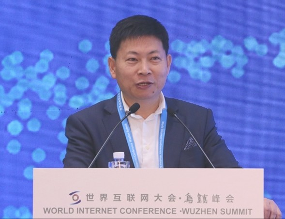 余承东:人工智能未来已来