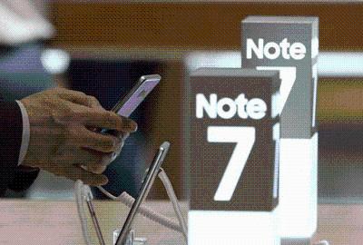 """三星Note7电池出事儿不等于""""三星完蛋"""""""