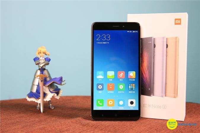 红米Note 4体验评测:千元机新标杆