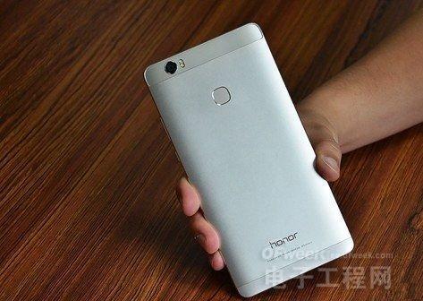 荣耀Note8巨屏手机背面-八款6英寸以上大屏手机横比 小米MIX 华为图片
