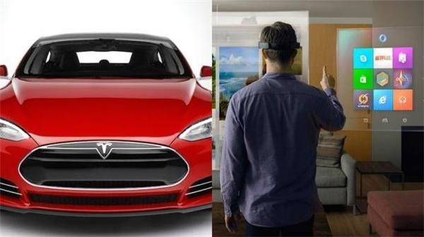 特斯拉+AR技术 升级用户体验