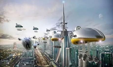 传感器正帮助上海成为真正的智慧城市