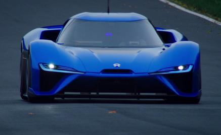 蔚来汽车首款量产车明年4月亮相