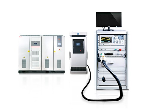 致远电子,CPT,充电桩,测试系统