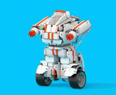 小米发布米兔积木机器人 抄袭乐高?