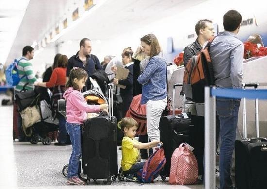美三大机场部署自动安检 将全面推广