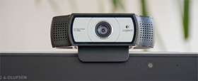 罗技C930e摄像头体验:宜家宜商的1080P摄像头
