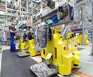"""引领全球""""工业4.0""""的十大标杆企业"""
