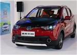 北汽EC180纯电动国民车 预计2017年初上市