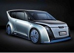 汉能全太阳能动力汽车亮相广州车展
