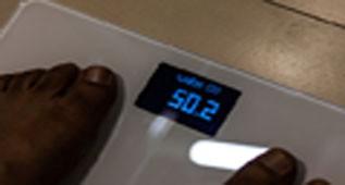 小身材,大乾坤, Withings BODY智能体重秤评测