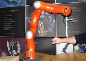 【盘点】工业机器人领域最常用的六大传感器