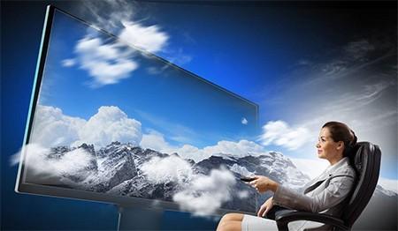 60吋以上电视市场份额两年涨6倍 大屏智能电视将成市场主流