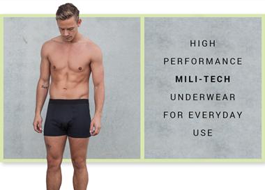 高科技!这款智能内裤洗上50次都不会变形