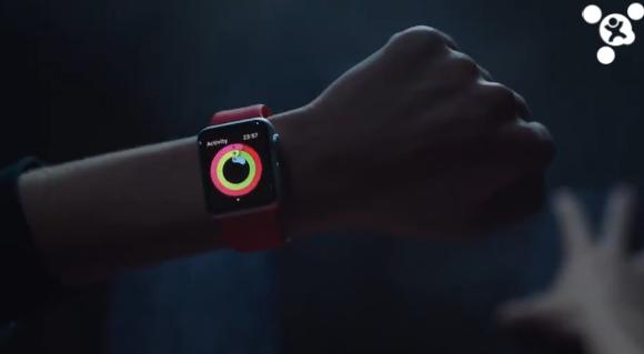 苹果发布四支Apple Watch广告 为圣诞销售做提前准备
