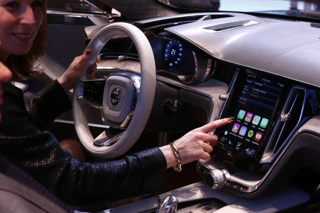 研发自动驾驶技术 苹果会怎么做?