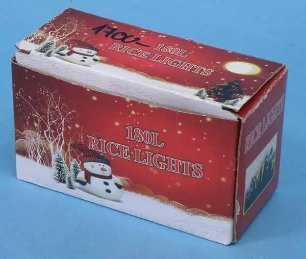 圣诞节将至 相关照明灯具市场动态