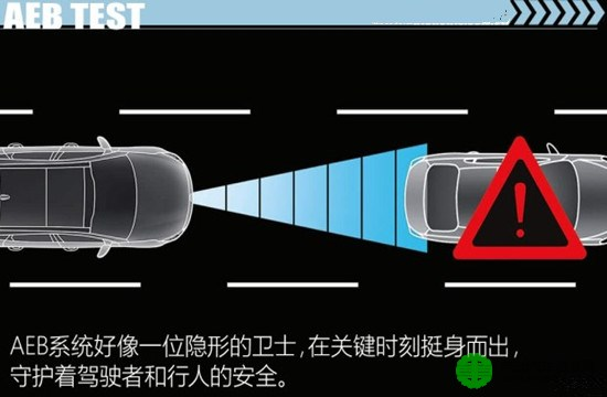 主动紧急制动测试(1):特斯拉MODEL S
