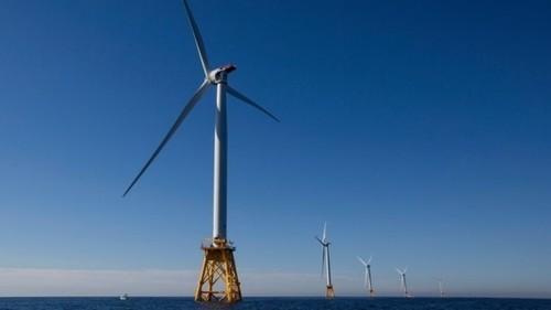 风电突破:美国首座离岸风电站正式投入运营