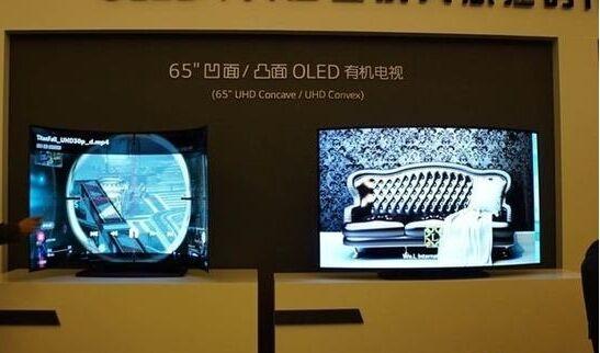 显示业新格局 OLED占领全球高端TV市场