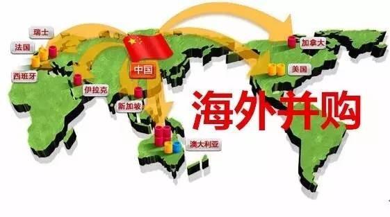 完善产业链 中资海外半导体并购案汇总