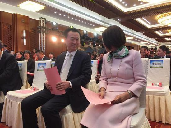 """小目标之后是""""小投资"""" 王健林5亿投珠海银隆"""