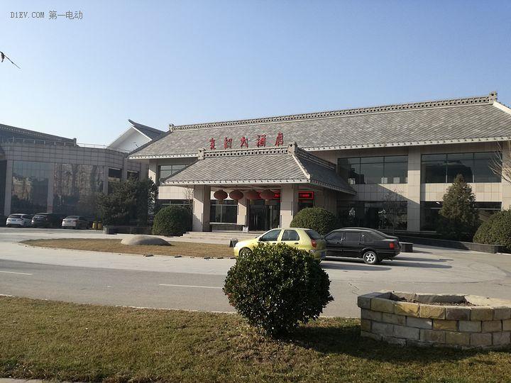 比亚迪E5从太原抵达北京,建议充电桩提升兼容性