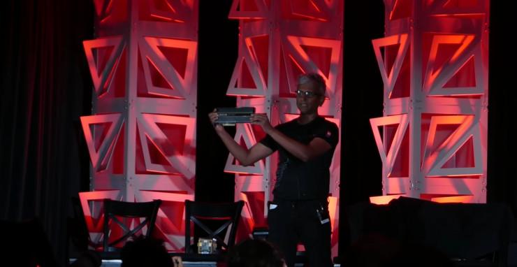 AMD发布Vega产品说明会 打进机器学习领域厮杀战场