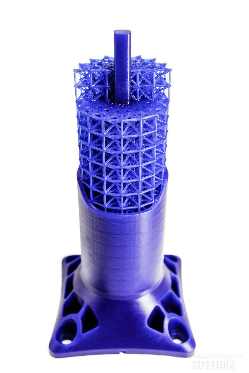 塑成科技研发多种类高性能光固化3D打印耗材