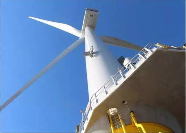 Vestas32台V164-8.0MW海上风机已全部安装完毕
