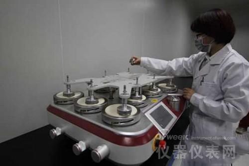 中国北方地区最大专业纺织品检测实验室落户青岛
