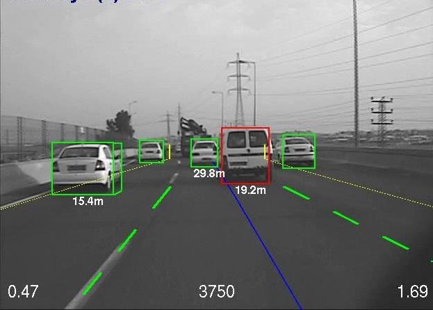 ADAS驾驶辅助系统(图片来自互联网)   自动驾驶是汽车圈子里比较火的话题,无论是整车厂还是激光雷达的厂商,都备受关注,各种路试、各地的政策接踵而至。很显然自动驾驶是汽车智能化的一部分,而ADAS驾驶辅助显然是行车记录仪智能化的表现。   目前行车记录仪的ADAS驾驶辅助系统比较简单的,通过摄像头的拍摄,得到周围环境的信息,通过一定算法,能够实现前车碰撞预警和车道偏离预警。虽然功能比较简单,但在实际使用时还是很实用的,增加了行车的安全性。   互联化   随着用户对车内内饰的要求提高,更多的用户选择隐