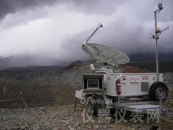 国内首部双频段云雨监测雷达已进入实用阶段