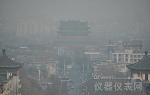 """8个城市空气质量已""""爆表"""" 24城启动红色预警"""