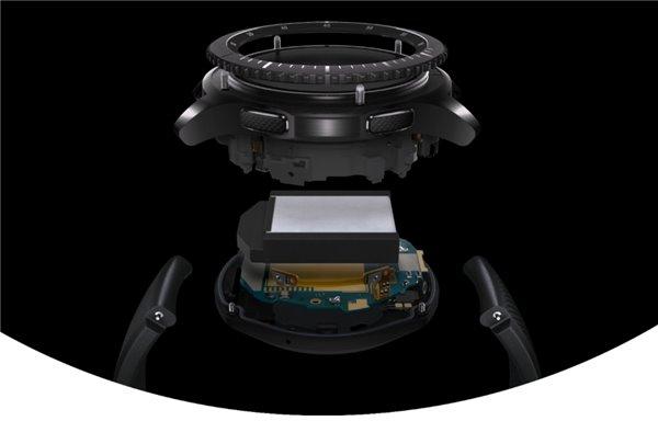 拆解发现三星Gear S3手表采用64位CPU和高性能GPU