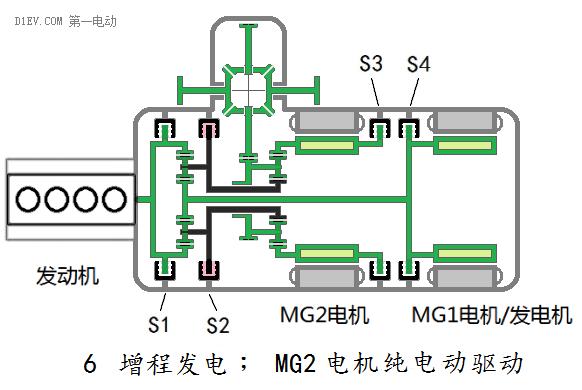 双电机互锁延时控制线路接线图