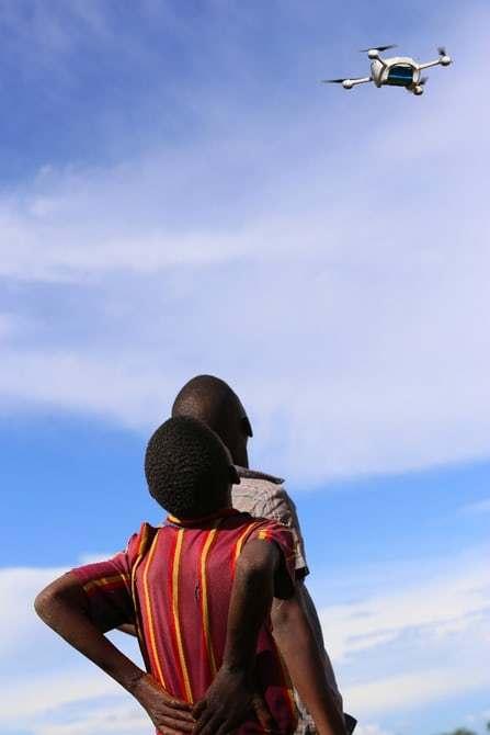 联合国欲用无人机参与危机救援