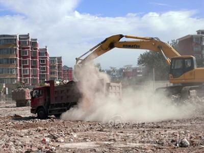 PM2.5克星:建筑工地扬尘噪音监测系统上岗