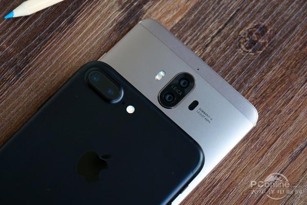 双摄像头最顶级的两款手机 华为Mate 9和iPhone 7 Plus谁玩得更溜