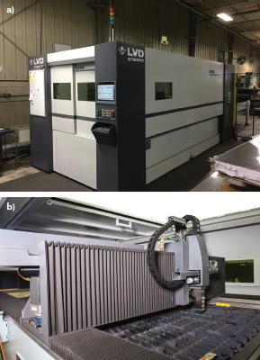 光纤激光器用于活性炭过滤器生产