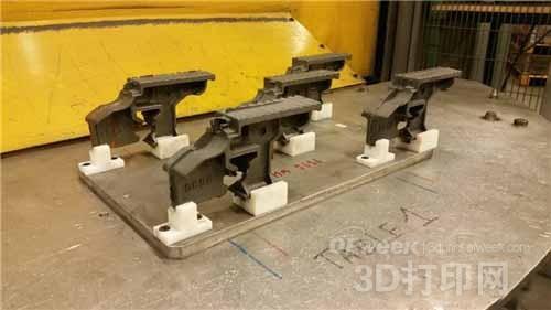 VHM Fonderie利用Stratasys的3D打印技术提高生产效率