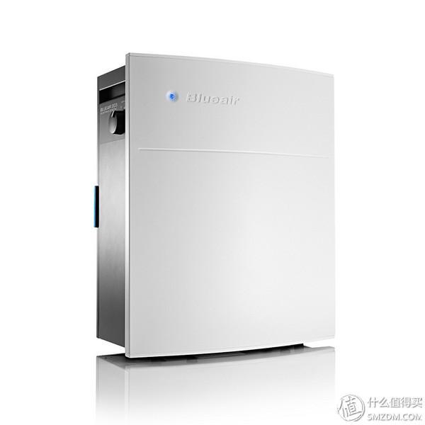 国货当自强 Blueair 203 Slim对比小米空气净化器2