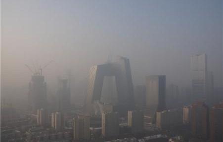 爆表!京津冀空气环境容量严重超载150%