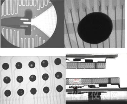 高分辨X-ray探测器在AXI检测中的应用