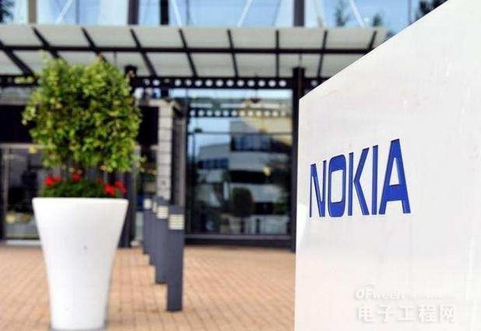 诺基亚指控苹果侵犯多项技术专利权